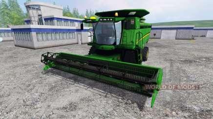 John Deere S660 v1.1 for Farming Simulator 2015