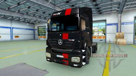 Mercedes-Benz Axor v2.0 for Euro Truck Simulator 2