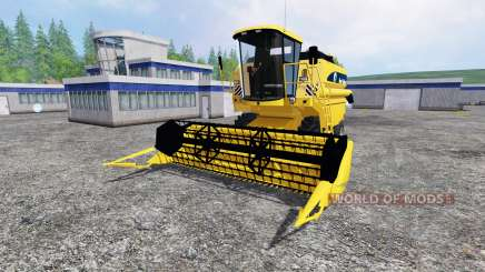 New Holland TC54 v1.5 for Farming Simulator 2015