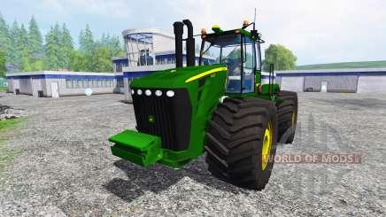 John Deere 9630 v2.0 [selectable wheels] for Farming Simulator 2015