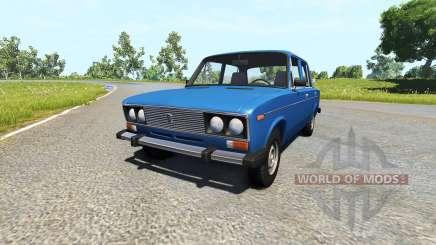 VAZ-2106 v3.0 for BeamNG Drive