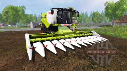 CLAAS Lexion 780TT [pack] for Farming Simulator 2015