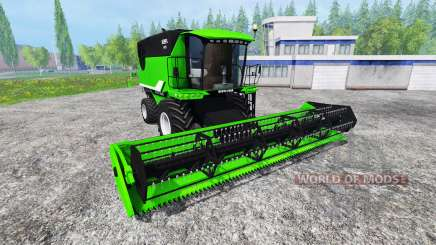 Deutz-Fahr 6095 HTS v2.0 for Farming Simulator 2015