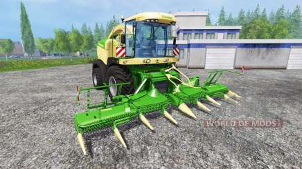 Krone Big X 580 v1.0 for Farming Simulator 2015