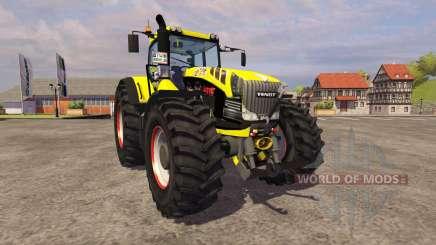 Fendt 939 Vario [yellow bull] for Farming Simulator 2013