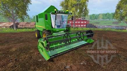 John Deere W540 v2.0 for Farming Simulator 2015