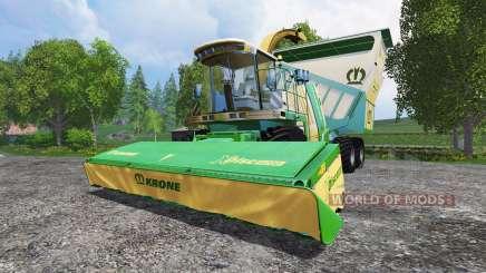 Krone Big X 650 Cargo v3.0 for Farming Simulator 2015