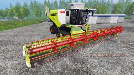 CLAAS Lexion 780TT v1.2 for Farming Simulator 2015