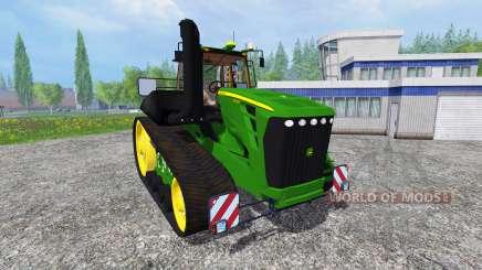 John Deere 9630T v2.0 for Farming Simulator 2015