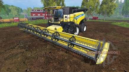 New Holland CR9.90 for Farming Simulator 2015