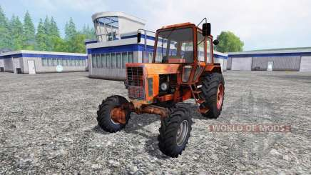 MTZ-N for Farming Simulator 2015