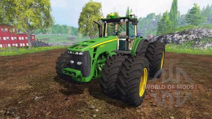 John Deere 8530 [EU] v3.0 for Farming Simulator 2015