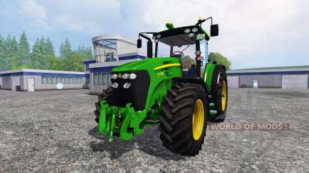 John Deere 7730 [new gear] for Farming Simulator 2015