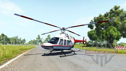 Bell 407 v1.01 for BeamNG Drive