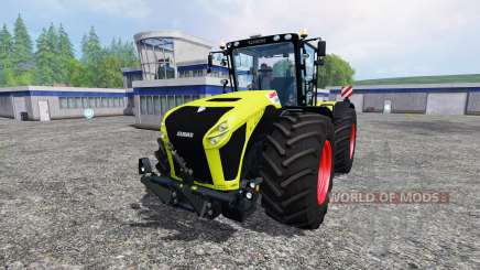 CLAAS Xerion 4500 v3.0 for Farming Simulator 2015