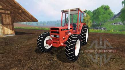 Renault 751-4 v0.9 for Farming Simulator 2015