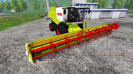 CLAAS Lexion 750 v1.1 for Farming Simulator 2015