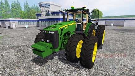John Deere 8530 [USA] for Farming Simulator 2015