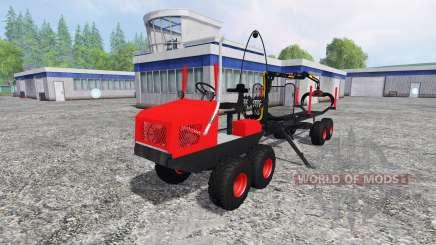 Alstor 8x8 v1.1 for Farming Simulator 2015