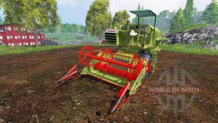 CLAAS Consul v1.1 for Farming Simulator 2015