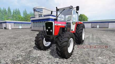 Massey Ferguson 698T [front loader] for Farming Simulator 2015