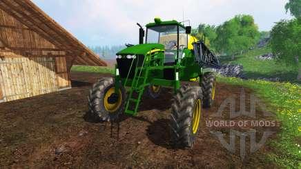 John Deere 4730 Sprayer v2.5 for Farming Simulator 2015