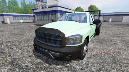 PickUp Flatbed for Farming Simulator 2015