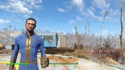 Abraham Lincoln for Fallout 4