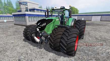 Fendt 1050 Vario [grip] v3.9 for Farming Simulator 2015
