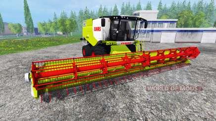 CLAAS Lexion 750 for Farming Simulator 2015