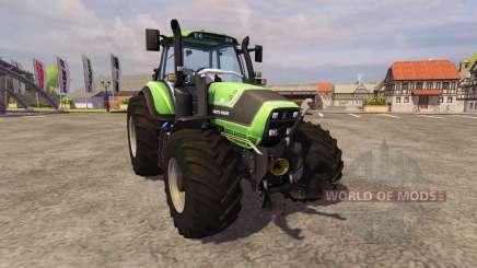 Deutz-Fahr Agrotron 6190 TTV for Farming Simulator 2013