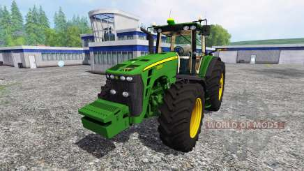 John Deere 8530 [EU] v2.0 for Farming Simulator 2015