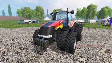 Case IH Magnum CVX 340 [doppel wheel] v0.0.1 for Farming Simulator 2015
