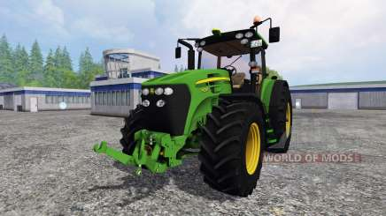 John Deere 7930 v3.6 for Farming Simulator 2015