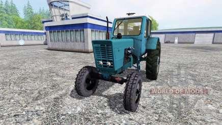 MTZ-50 LITERS for Farming Simulator 2015