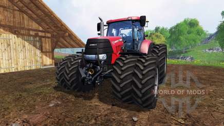 Case IH Puma CVX 200 v2.2.2 for Farming Simulator 2015