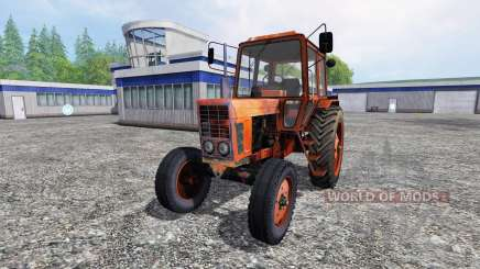 MTZ-550 for Farming Simulator 2015