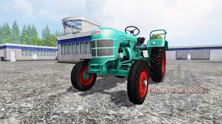 Kramer KL 200 v2.1 for Farming Simulator 2015