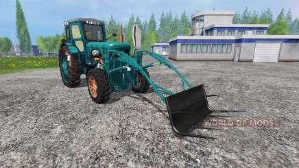 MTZ-50 [loader] for Farming Simulator 2015