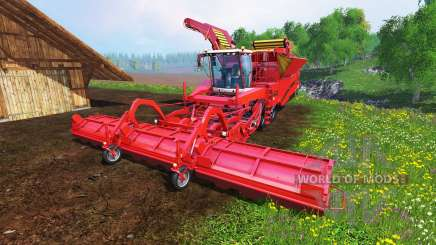 Grimme Tectron 415 v1.4 for Farming Simulator 2015