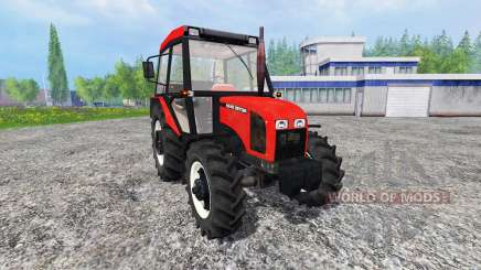 Zetor 5340 v2.0 for Farming Simulator 2015