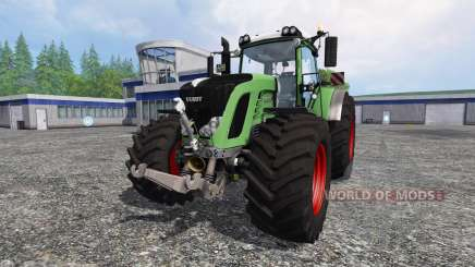 Fendt 939 Vario v2.1 for Farming Simulator 2015
