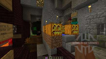 Underground for Minecraft