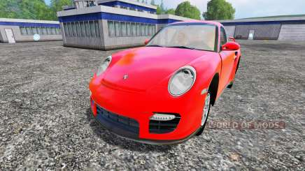 Porsche 911 GT2 v1.2 for Farming Simulator 2015