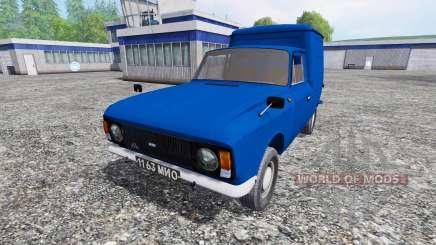 IZH-2715 for Farming Simulator 2015