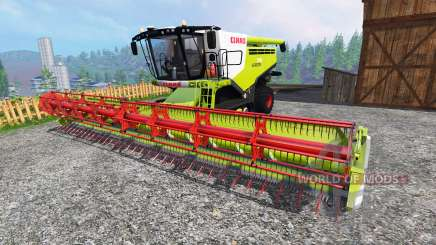 CLAAS Lexion 780TT v1.1 for Farming Simulator 2015