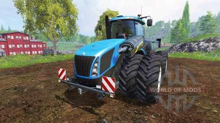 New Holland T9.700 [dual wheel] v1.1.1 for Farming Simulator 2015