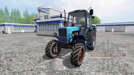MTZ-82 v6.0 for Farming Simulator 2015