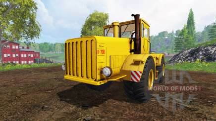 K-700 Kirovets v2.5 for Farming Simulator 2015