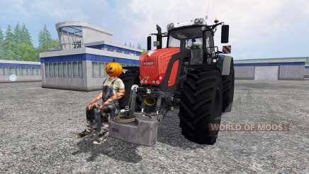 Fendt 939 Vario [Halloween] for Farming Simulator 2015